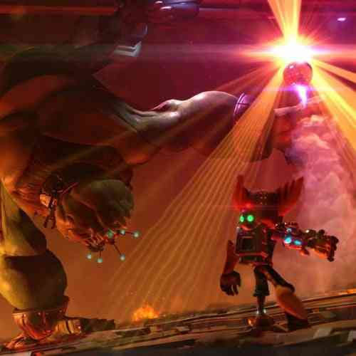 Ratchet and Clank Disco