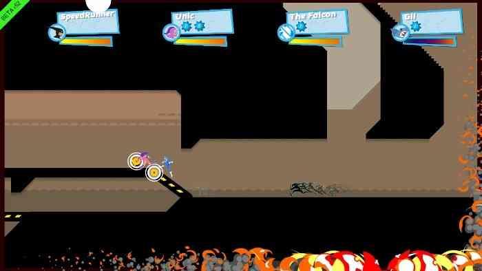 SpeedRunners Screen