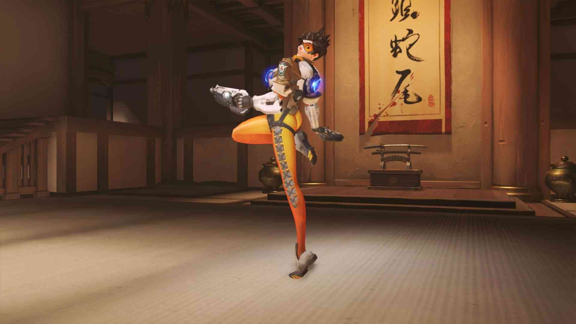 New Overwatch Patch Adds Tracer Pose, Skins & Bug Fixes