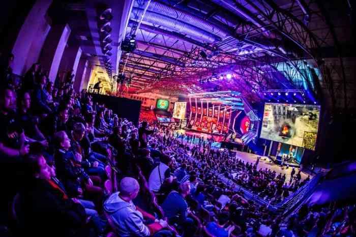 Wargaming's The Grand Finals 2016 Stadium