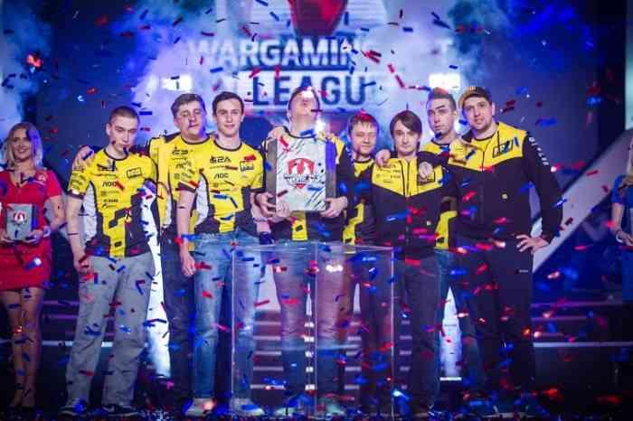 Wargaming's The Grand Finals 2016 Winner