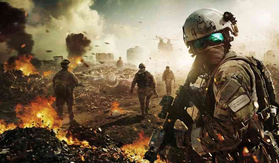 EA Has Confirmed the Newest Battlefield Game Will Be Released in 2018