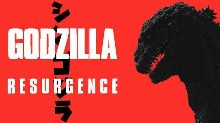 godzilla: resurgence promo art