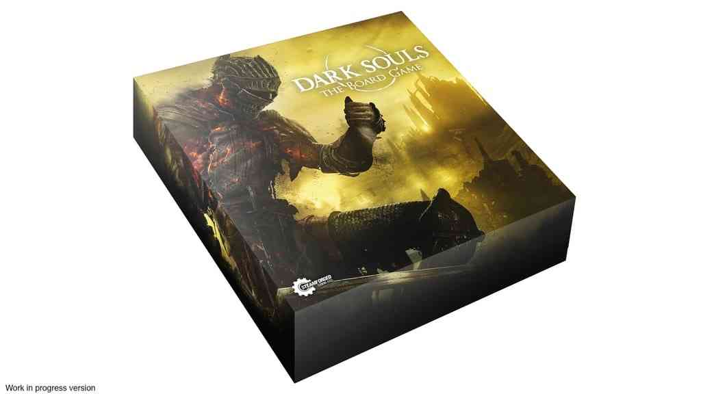 Dark Souls Board Game Hits Kickstarter, Gets Funded in 3 Minutes