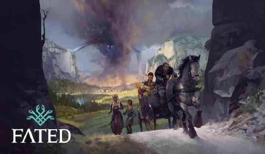 Behind-the-Scenes Trailer for FATED: The Silent Oath Released