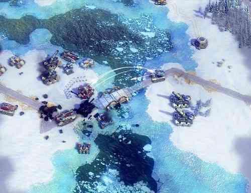 Battle Worlds Kronos Screen 01