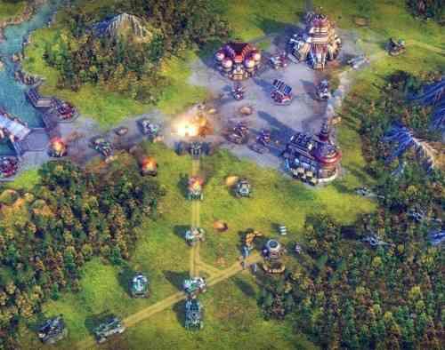 Battle Worlds Kronos Screen 03