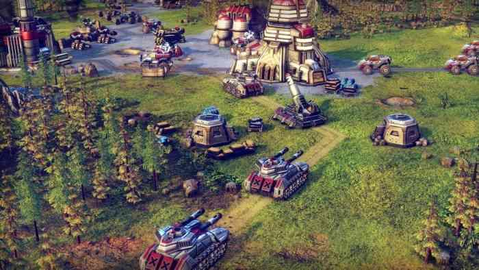 Battle Worlds Kronos Top Screen