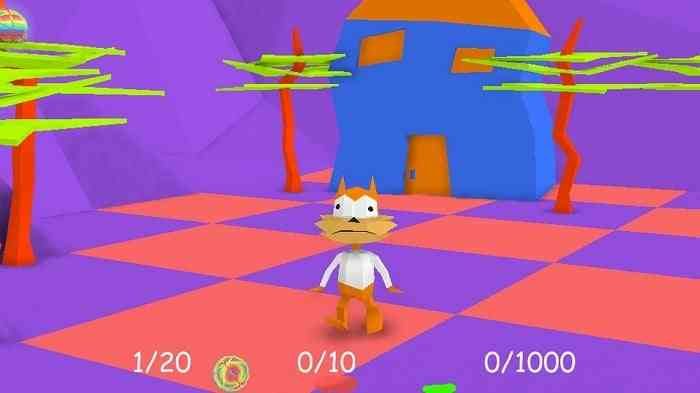 Worst Video Games Bubsy 3D