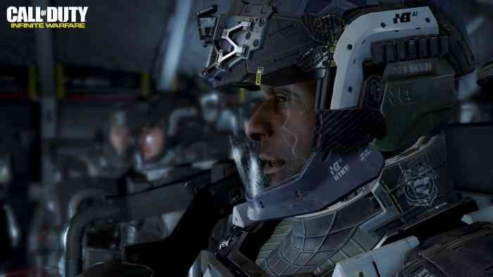 Infinite Warfare Screens
