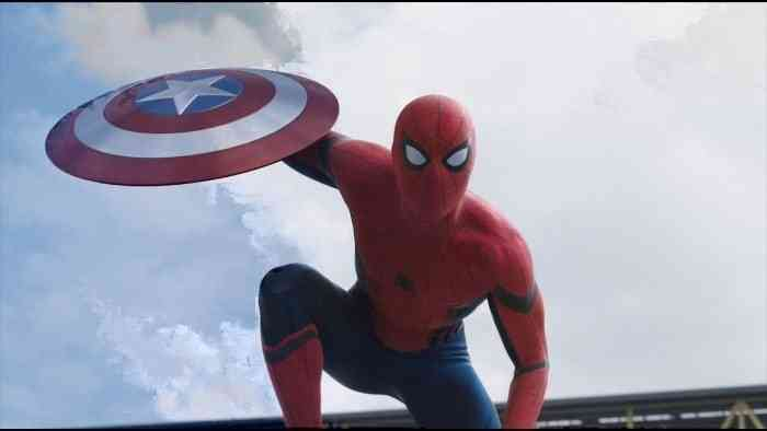 Captain America Civil War Review Spider-Man