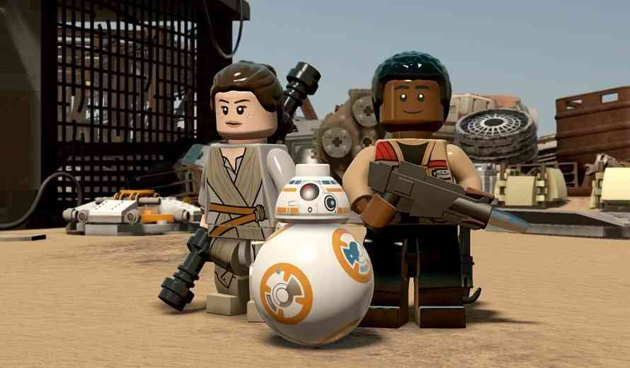 Lego Star Wars: The Skywalker Saga has Very Little Episode IX Content Right Now