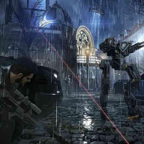 Deus Ex Mankind Divided Live Action Feature