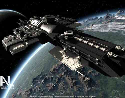 EVE Online Inspired 'Dual Universe' Now in Development