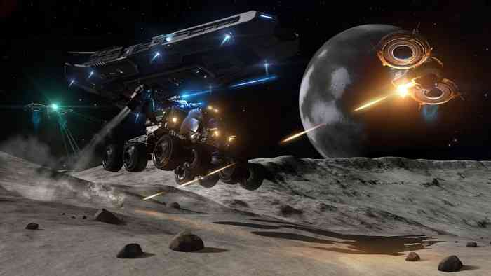Elite: Dangerous is coming to PS4 next month