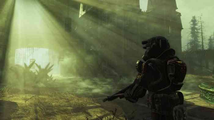 Fallout 4 Far Harbor Top Screen