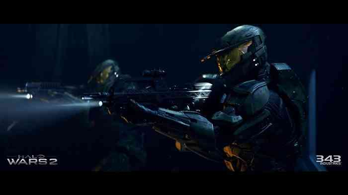 Microsoft at E3 2016 Halo Wars 2