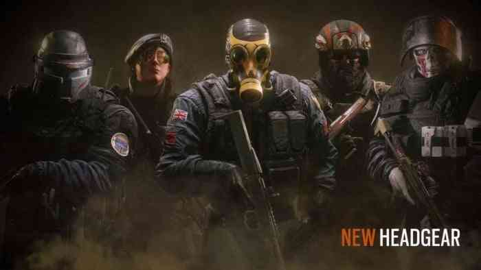 support ubisoft rainbow six siège