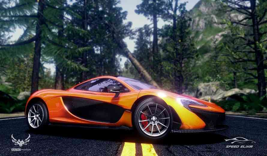Jaw Dropping Racer 'Speed Elixir' Coming to PC, PS4 and Xbox One