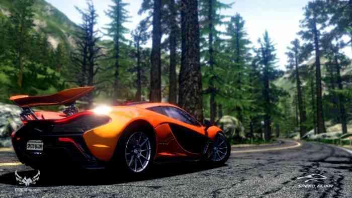 Speed Elixir Top Screen