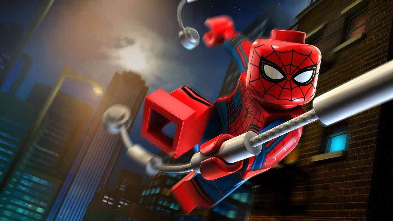 Spider-Man Character Pack Comes to LEGO Marvel's Avengers