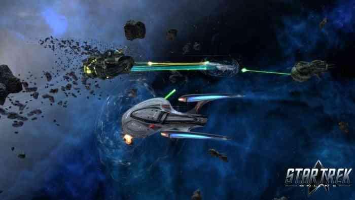 Star Trek Online XB1 PS4 Ship