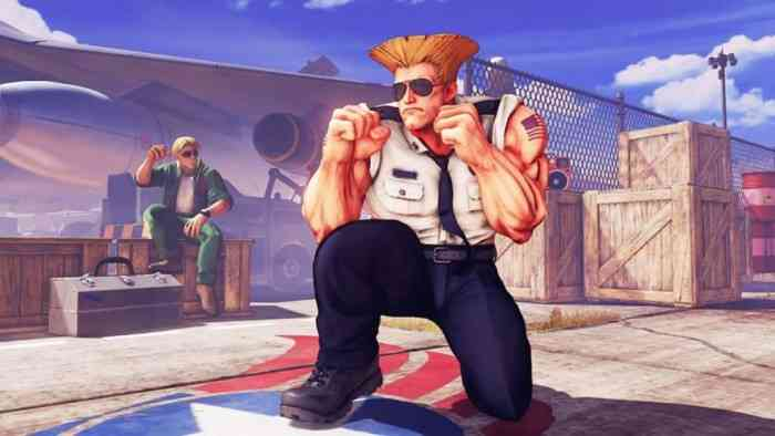 Street Fighter V Version 1.03 Guile