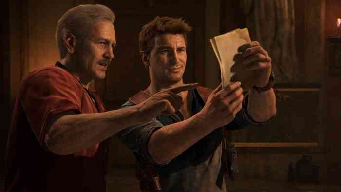 Uncharted 4: A Thief's End Review Top Screen
