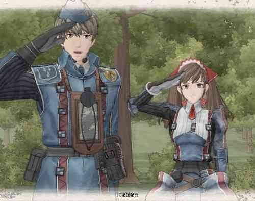 Valkyria Chronicles Remastered Review Screen 01