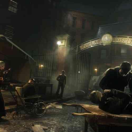Missed at E3 Vampyr