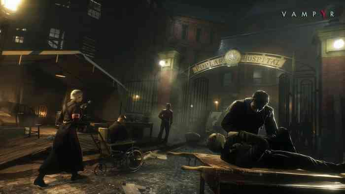 Vampyr's new trailer proves you can suck and be powerful