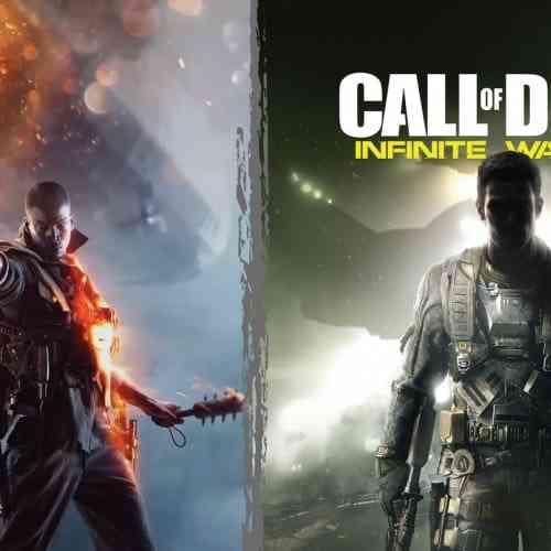 Battlefield 1 v Infinite Warfare