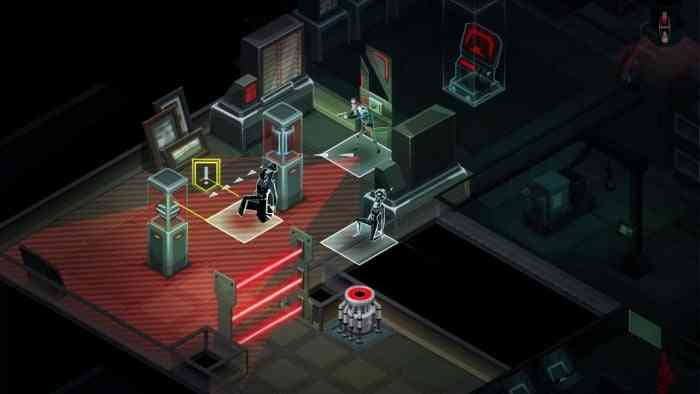 Invisible Inc PS4 Agent Spotted