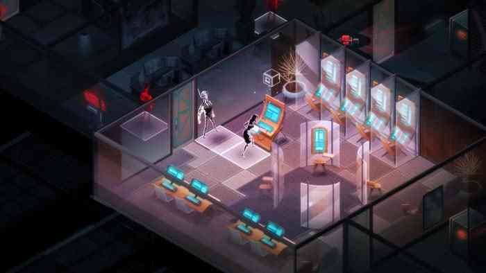 Invisible Inc PS4 Hacking