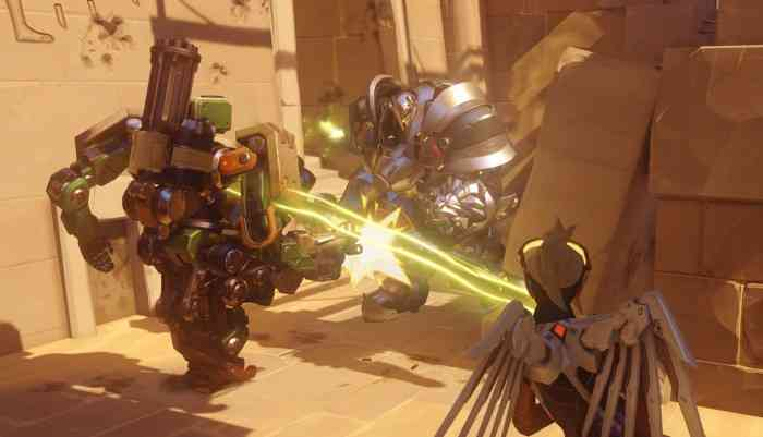 Top 20 Games of 2016 Overwatch Screen