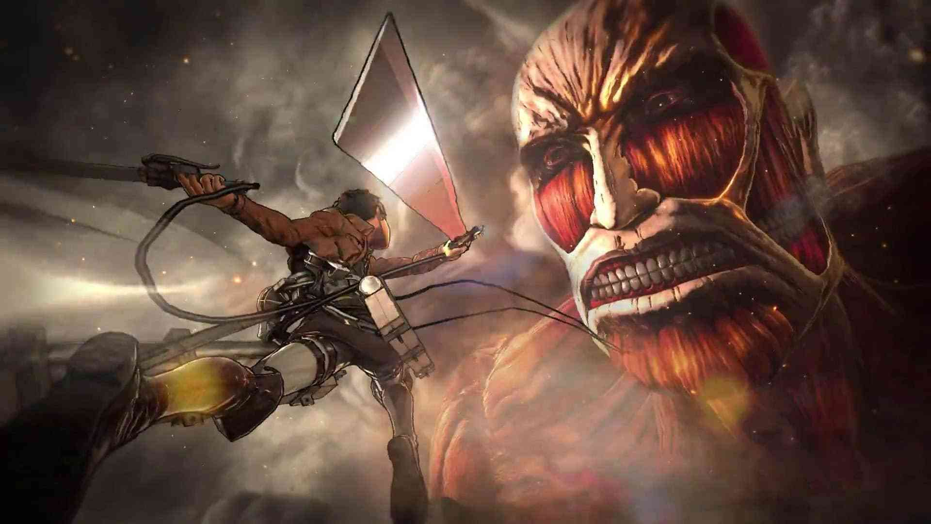 Attack on Titan: Wings of Freedom Review | GodisaGeek.com