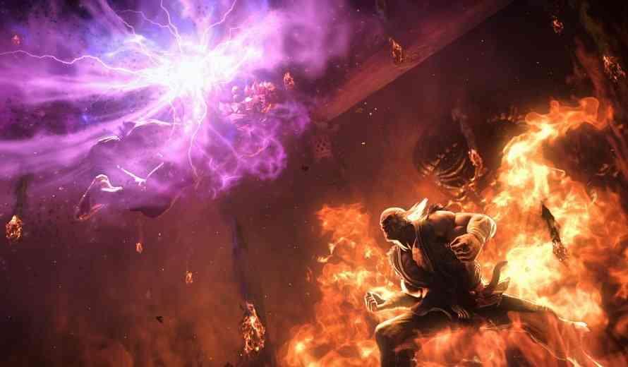 Stop Sending Katsuhiro Harada Smash Bros. DLC Ideas