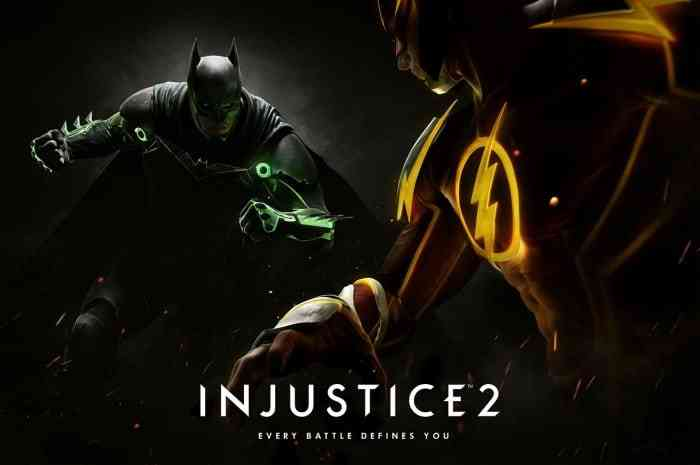 Injustice 2 coming in 2017 reveal, PS4 deals aug 11