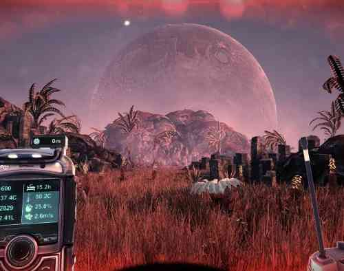 The Solus Project Screen 01