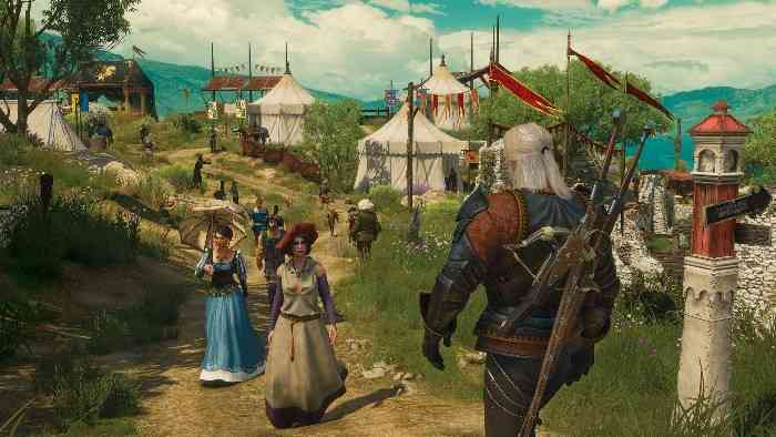 Witcher 3 story