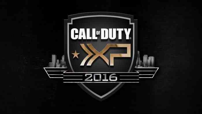 Call of Duty XP Screen