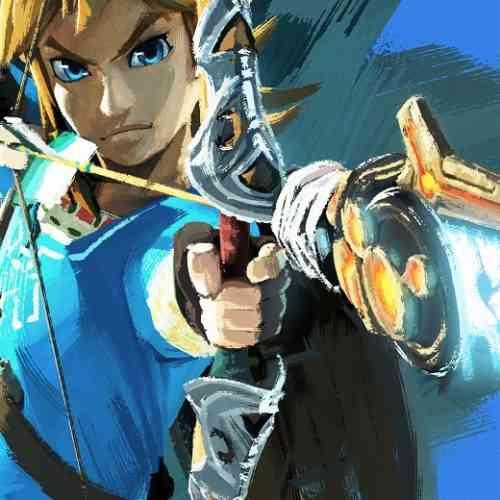 Legend of Zelda Breath of the Wild Feature
