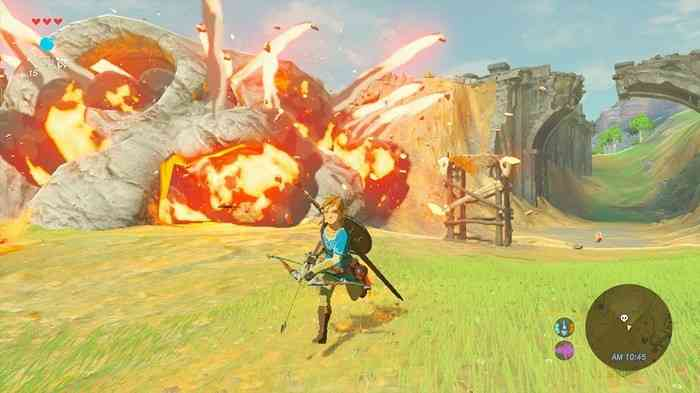Legend of Zelda Breath of the Wild Screen 03
