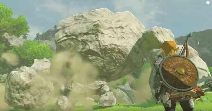 Legend of Zelda Breath of the Wild Screen 04