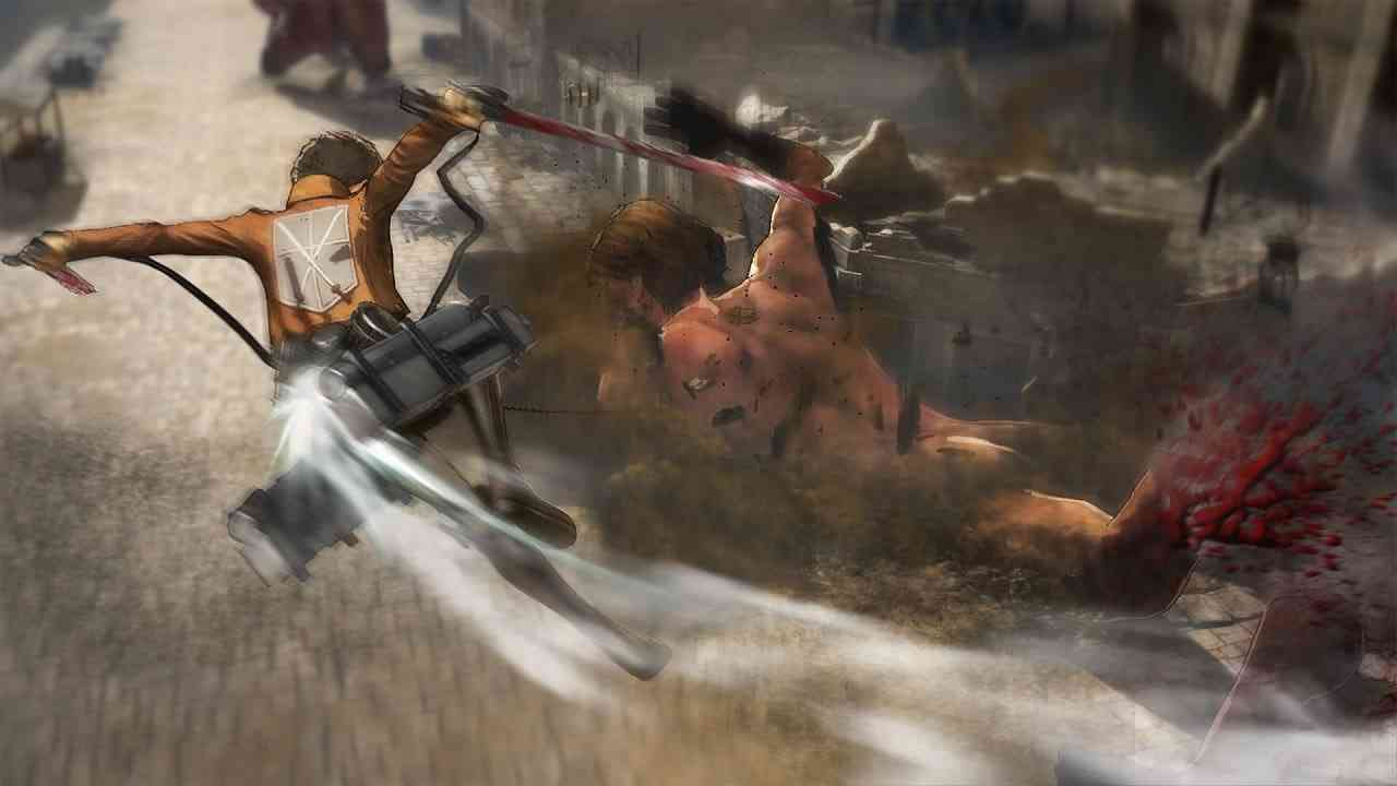 Attack on Titan: Game's Story Extends Past Season 1, New ...