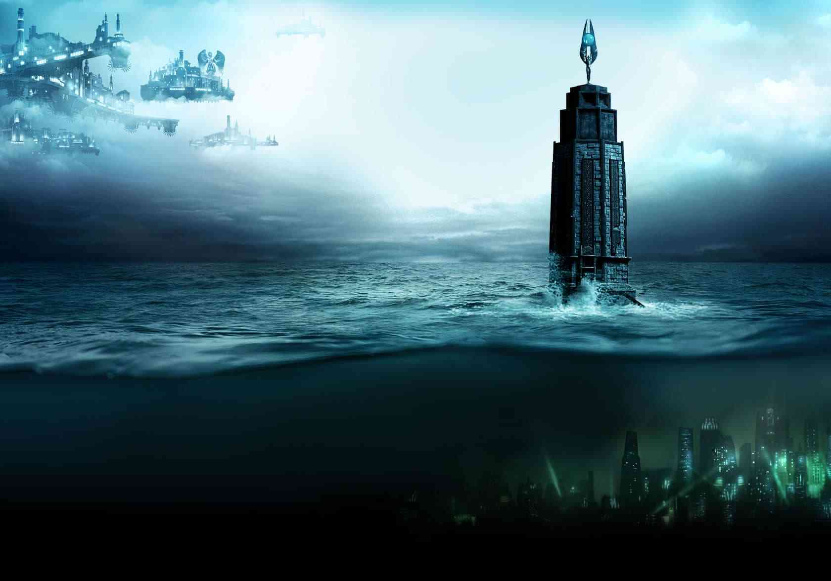 BioShock The Collection Leaks on 2K Games Site, Then Disappears