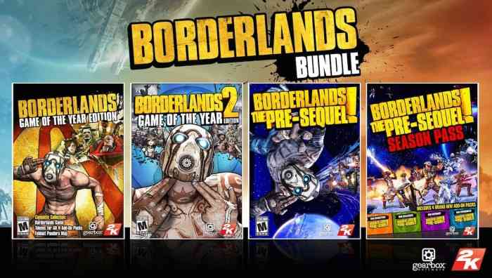 Game Deal Alert: Borderlands Collection 80% Off on Amazon