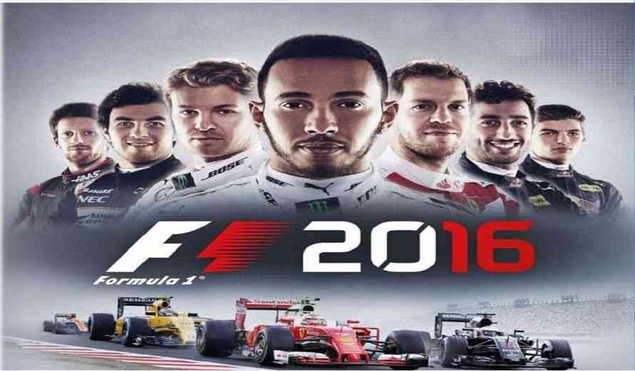 f1 2016 coming to ps4 xbox one and pc on august 19. Black Bedroom Furniture Sets. Home Design Ideas