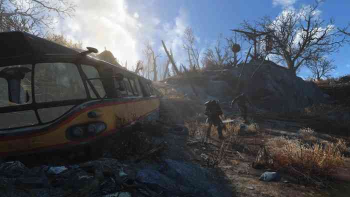 Fallout 4 Creation Club Launches On Consoles