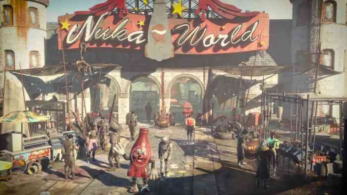 Nuka World fallout legacy collection